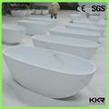 pequeña independiente bañera kkr tina de baño de acrílico tina de baño sanitario de las mercancías