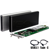 Hot selling ssd 2.5 hard drive enclosure case support OEM