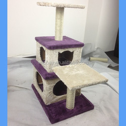 Shipping Save Design Cat Play and Perch Cat Scratch Condo