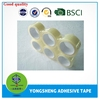 Wholesale high quality clear BOPP tape BOPP packing adhesive tape