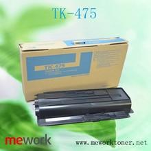 2015 hot selling item compatible toner TK475/477/479 for kyocera used photocopier