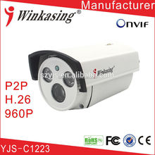 compact digital camera Cost-effective infrared megapixel CCTV digital security camera IP Camera YJS-C1223