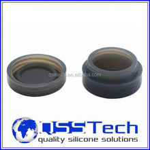High quality 7ml customized small small containers for liquid/ oil dab wax container/ silicone wax and oil container