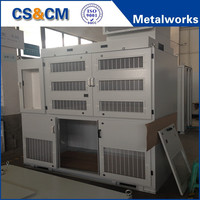 custom high precision steel electric cabinet/electric switchboard cabinet fabrication