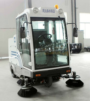 E800LD CE sweeping machine,rubbish cleaner machine,price of garage sweeping machine