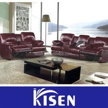 Modern new style living room home cinema sofa