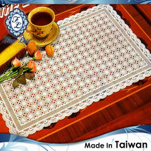 Superior Washable Lace Mat for Refrigerator