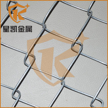 factory and manufacturer hot dipped galvanized chain link fencing mesh
