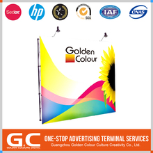 Sgs Certified Trendy Customize Quick Pop Display Advertising Materials