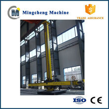 manipulator with 100mm left right welding head extension