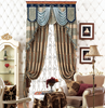 curtain design home decor living room chenille embossed curtains