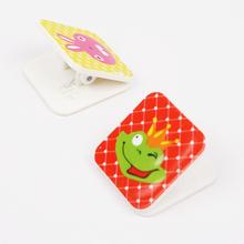 Licheng LP402 Promotional Stationery Item, Cute Plastic Mini Paper Clip