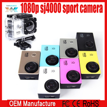 "SJ4000 WIFI Sport video camera full hd 1080p diving Waterproof helmet sport DV camera 1.5"" screen Portable action camera"