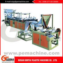 china wholesale market Heat-sealing And Heat-cutting Bag-making Machine