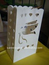 Most popular Paper candle bags with butterfly