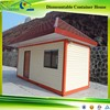 Popular Weekend Gable Roof Container House