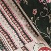 Printing linen fabrics High-grade flax fabric sofa Spot wholesale