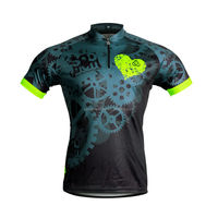 2014 custom men's cycling apparel Italian sportswear