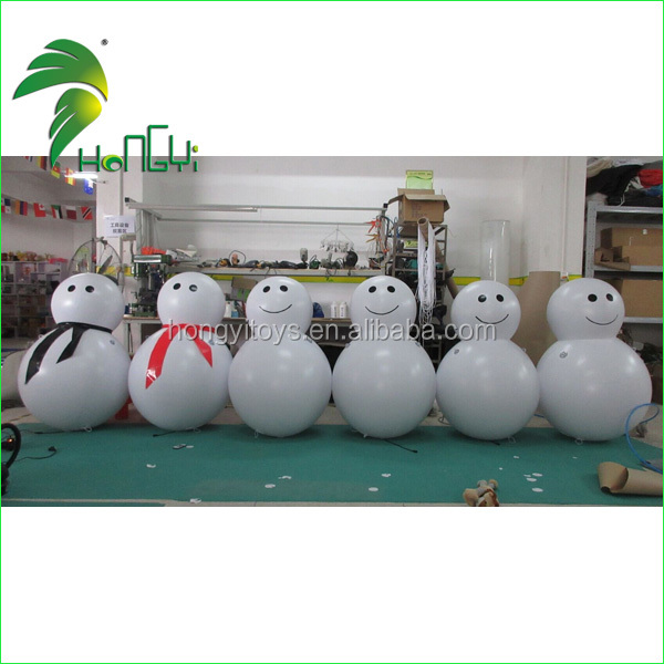 inflatable led snowman (4)