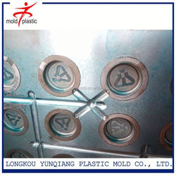 Child Resistant Vials Mould