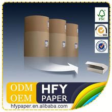 Best Quality Raw Materials Oem&Odm Poly Coated Brown Kraft Paper