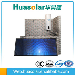 Professional copper solar pool collector heat flat plate solar collector price