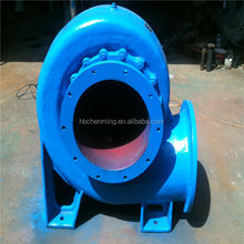 Belt pulley diesel engine driven centrifugal water pump for irrigation