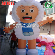Advertising inflatable animals toy,inflatable cartoon for sale