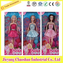 Classic Designed Plastic Fairy Fly Doll Toy Child Toy