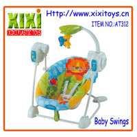 2014 Automatic electric cradle baby swing