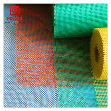 acrylic coated concrete fiber glass mesh used as building material