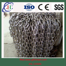 galvanized chain ordinary mild steel long link chain