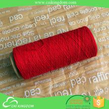 10 production line 65% polyester 35% cotton regenerated tc/cvc cotton blanket yarn