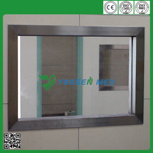 YSX1613 x ray radiation protection lead glass for hospital