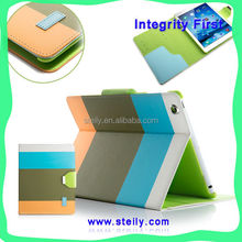 TOP Quality Fringe Spacing Dormancy PU Leather For iPad MINI 2 Case, Leather Case For iPad MINI 2, Case For iPad MINI 2
