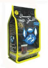 8 sides seal packaging bag / resealable zipper bag for food / plastic bag