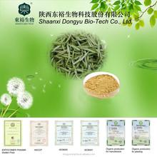 GMP Manufacturer supply herbal tea extarct polyphenol 98% EGCG50% for Tea polyphenols capsule
