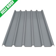 Plastic Corrugated Flat Sheet /Shingles Roofing Material