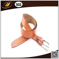 Hot Sale Genuine Personalized Leather Belt for Men