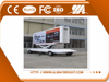 P10 Mobile Led Display Trailer,Pixel Pitch 10mm Outdoor Led Display,Text Message Led Display Panel