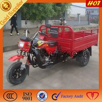three wheel motorcycle india/Chinese 3 wheeler cargo tricyle on sale