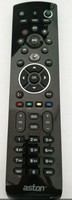 sat remote control aston star sat