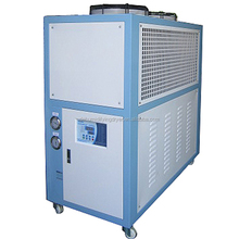 Air cooled heating and cooling chiller R22,R407C
