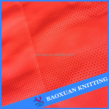 100%polyester new style fluorescent new style mesh fabric for cloth