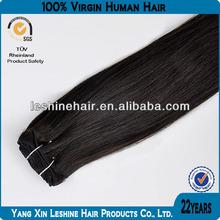 Hot selling human virgin unprocessed top quality factory wholesale Vietnam remy virgin straight hair weaving