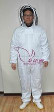 2015 design novo com capuz roupas de proteção apicultor com alta qualidade
