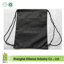 Waterproof child school backpack reusage beach bags recycle polyester sling bags
