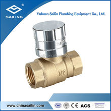 brass lockable forged ball valve
