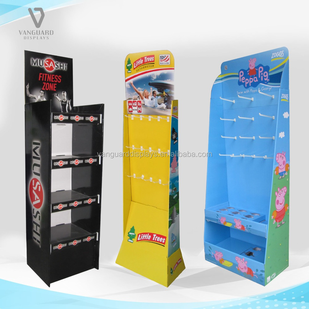 Corrugated cardboard display stand carton display stand for Stand carton