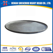 Flat Tube-sheet Head for Mixer Truck and LNG Tank
